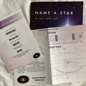 Star name registry